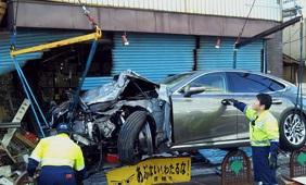 <ミニ情報>石川達紘・元東京地検特捜部長が死亡事故起こす(2)同乗しようとしていた知人の正体